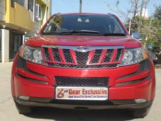 2010 Mahindra XUV500 W6 2WD