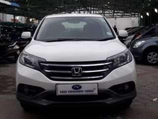 2013 Honda CR-V 2.4 AT
