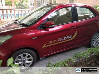 2015 Ford Figo Aspire 1.5 TDCi Titanium Plus