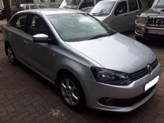 2013 Volkswagen Vento IPL II Petrol Highline AT