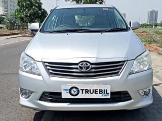 2012 ടൊയോറ്റ ഇന്നോവ 2.5 ജി (ഡീസൽ) 7 Seater BS IV