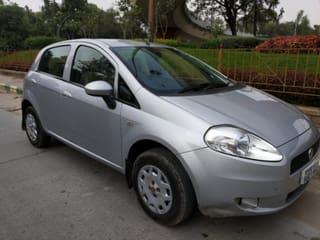 2012 Fiat Grande Punto EVO 1.3 Active