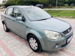 Ford Fiesta 1.6 Duratec EXI Ltd