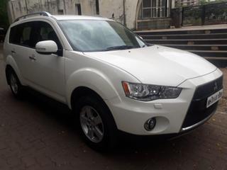 2011 Mitsubishi Outlander 2.4