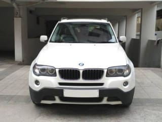 2009 BMW X3 xDrive 20d Luxury Line