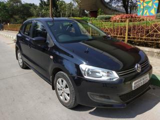 2012 Volkswagen Polo Diesel Comfortline 1.2L
