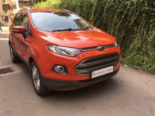 2013 Ford EcoSport 1.5 Diesel Titanium