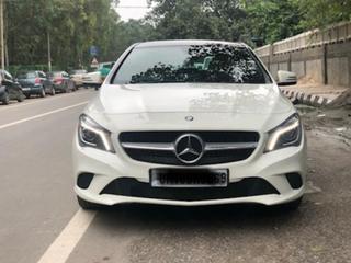 2016 Mercedes-Benz CLA 200 CDI Sport