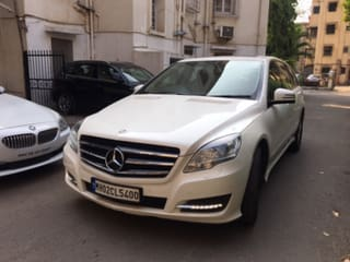 2012 Mercedes-Benz R-Class R350 4Matic Long