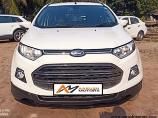 2016 Ford Ecosport 1.5 TDCi Titanium Plus BE BSIV