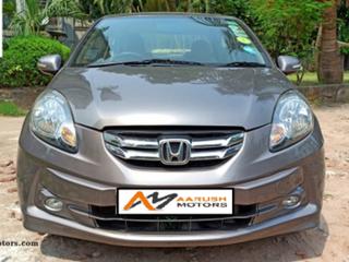 2013 Honda Amaze VX i-Vtech