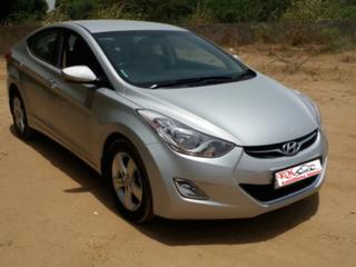 2014 Hyundai Elantra CRDi SX