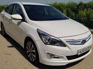Hyundai Verna 1.6 CRDi AT SX