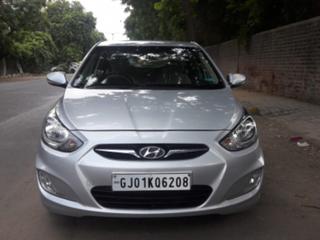 2012 Hyundai Verna 1.6 EX VTVT