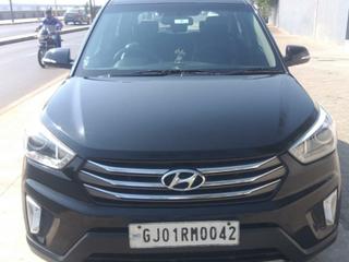 2015 Hyundai Creta 1.6 CRDi AT SX Plus