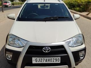 2014 टोयोटा इटियॉस Cross 1.4L VD
