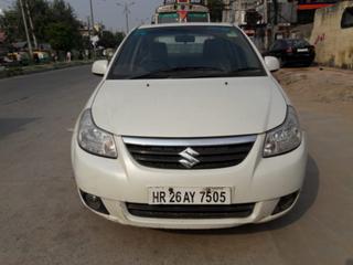 2008 Maruti SX4 ZXI MT BSIV