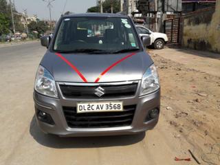 2016 Maruti Wagon R AMT VXI Plus Option