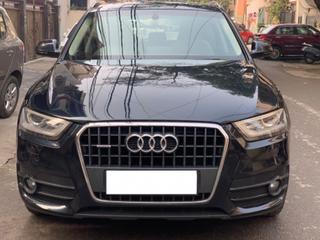 2014 Audi Q3 2012-2015 2.0 TDI Quattro Premium Plus