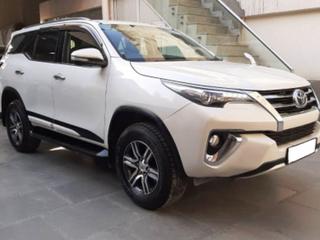 2018 టయోటా ఫార్చ్యూనర్ 2.8 2WD AT BSIV