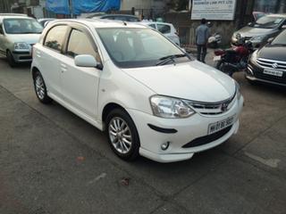 2013 Toyota Etios Liva 1.2 VX