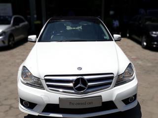 2012 Mercedes-Benz New C-Class C 220 CDI Sport Edition