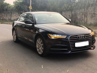 2016 Audi A6 35 TDI Matrix