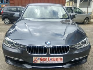 2014 BMW 3 Series 320d Highline