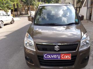 2016 Maruti Wagon R VXI Plus Optional