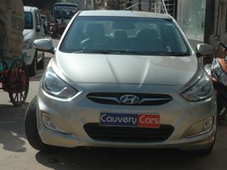 2012 Hyundai Verna CRDi 1.6 SX