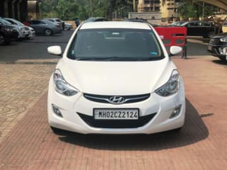 2013 Hyundai Elantra 1.6 SX Option AT