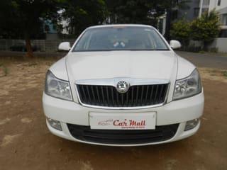 2010 Skoda Laura L and K MT