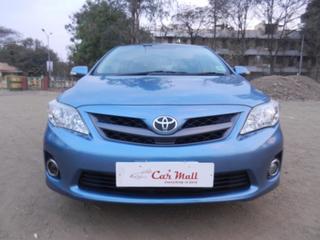 2012 Toyota Corolla Altis Diesel D4DG
