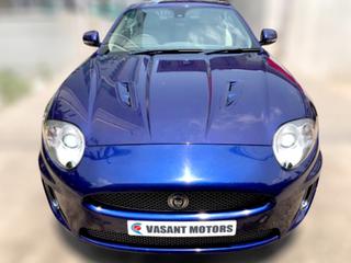 2009 Jaguar XK R V8 Coupe