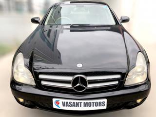 2008 Mercedes-Benz CLS-Class 2006-2010 320 CDI