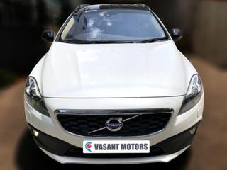 2014 Volvo V40 Cross Country D3