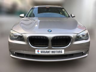 2009 BMW 7 Series 2007-2012 730Ld