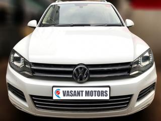 2012 Volkswagen Touareg 3.0 V6 TDI