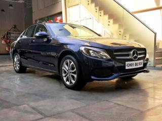 2018 Mercedes-Benz New C-Class Progressive C 220d