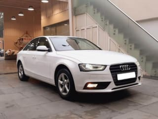 Audi A4 2.0 TDI 177 Bhp Premium Plus