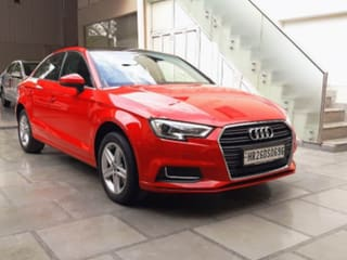 2018 Audi A3 35 TDI Premium Plus