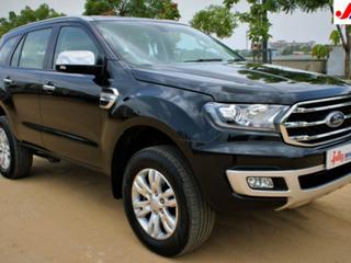 Ford Endeavour Titanium 4X2