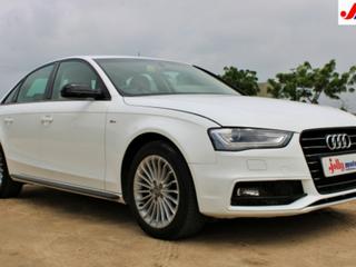 Audi A4 2.0 TDI 177 Bhp Technology Edition