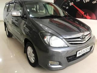 2011 టయోటా ఇనోవా 2.5 వి డీజిల్ 7-seater