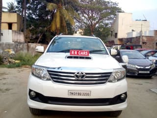 2012 Toyota Fortuner 4x2 4 Speed AT