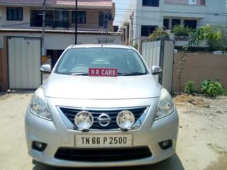 2014 Nissan Sunny XV