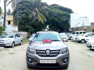 2018 ரெனால்ட் க்விட் 1.0 ரோஸ்ட் தேர்விற்குரியது