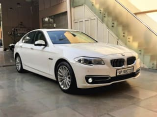 2016 BMW 5 Series 520d Luxury Line