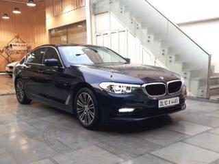 2017 BMW 5 Series 520d Sport Line