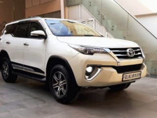 2017 Toyota Fortuner 2.8 2WD AT BSIV